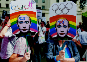 Russia Gays